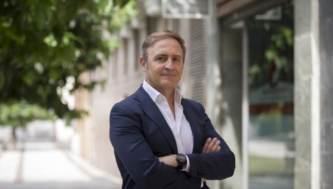 David Delgado, presidente del Colegio de Graduados Sociales