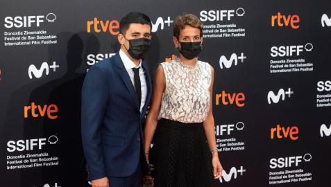 Chivite en el Festival de Cine de San Sebastián