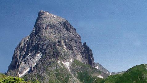 Pico de Midi d'Ossau