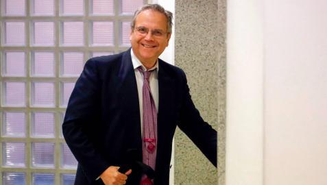 El socialista Antonio Miguel Carmona, nuevo vicepresidente de Iberdrola España