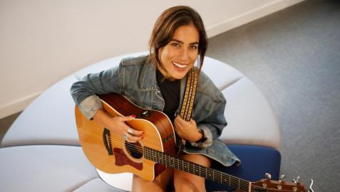 Julia Medina presentará su trabajo con la gira 'Desde el epicentro'