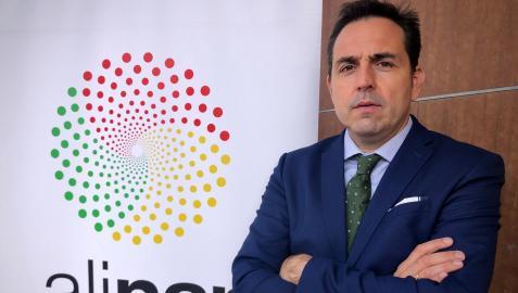 Diego Galilea San Marín, nuevo director general de ALINAR, Asociación de Industrias Agroalimentarias de Navarra, La Rioja y Aragón