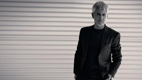 Una imagen promocional del cantante Sergio Dalma