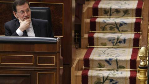 Rajoy se siente entendido por la UE con un déficit