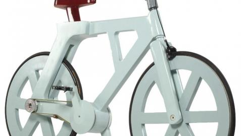 La bicicleta de cartón