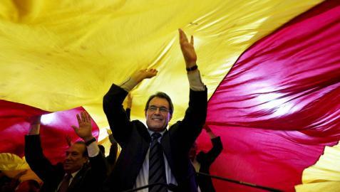 Artur Mas asegura que nadie parará el proceso soberanista