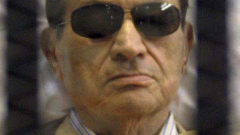 El fiscal general ordena el regreso a prisión  de Mubarak