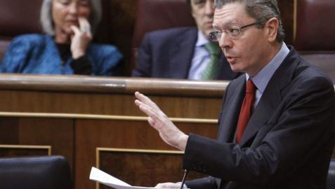 Gallardón dudó  a la hora de proponer un indulto a un kamikaze