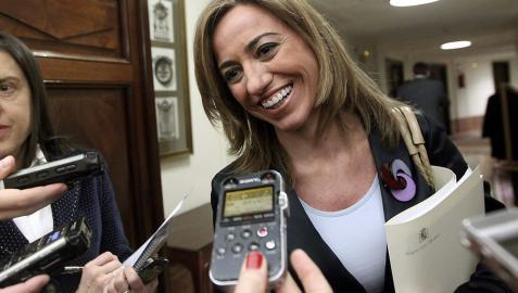 Chacón no podrá ser candidata sin asumir la consulta, según Navarro