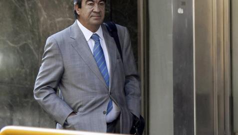 Cristóbal Páez, sustituto de Bárcenas como gerente, declara ya en la AN