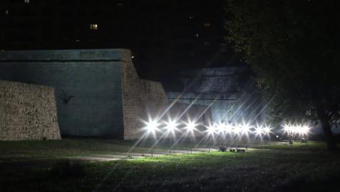 Este viernes por la noche se celebra la I Carrera de las Murallas de Pamplona