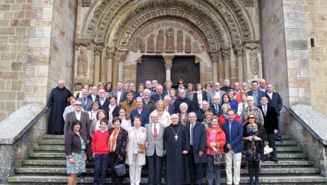Los Amigos de Leyre reúnen 6.000 € para completar