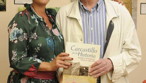 Sara Brun rescata la historia de Carcastillo desde la Prehistoria