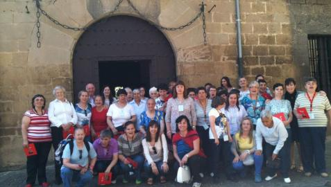 El palacio de los Mencos recibe más de 3.000 visitas de mayo a octubre
