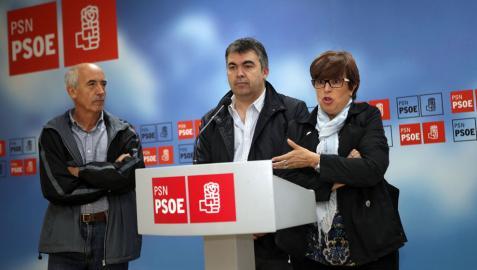 PSN acusa al alcalde de Monteagudo de
