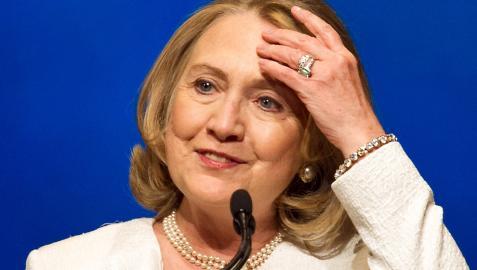 Hillary Clinton vuelve  a la vida pública tras dos meses de retiro