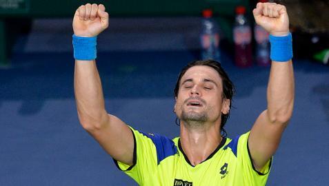 Ferrer elimina a Nadal y alcanza la final de Bercy