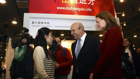 Wert anima a los universitarios chinos a estudiar en España