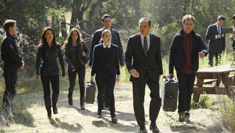 La serie de Marvel 'Agents of S.H.I.E.L.D' llega a Cuatro