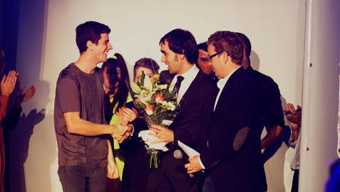 Mikel Colás, ganador en moda de Zona Arte Joven