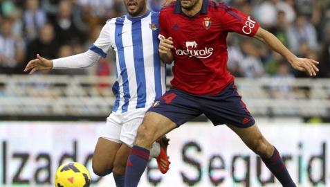 Real Sociedad-Osasuna.