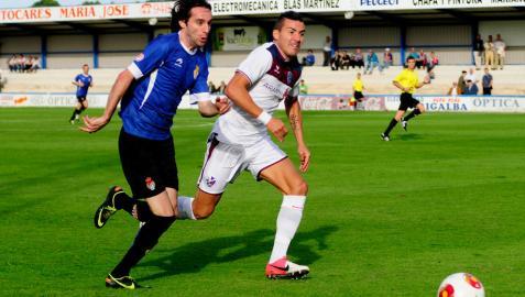Peña Sport y Osasuna Promesas juegan en casa este domingo