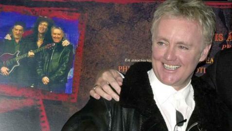 Roger Taylor, batería de Queen, crea una