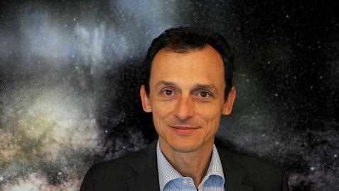 Videoconferencia de Pedro Duque en el ciclo de UPNA y Parlamento
