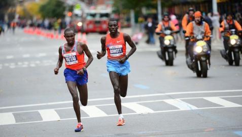 El keniano Mutai, ganador en 2011, repite título en Nueva York