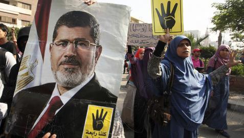 Comienza el juicio contra Mohamed Mursi por la muerte de manifestantes
