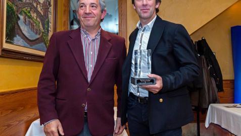 Cuarto premio 'Triunfador de la feria' de Estella para Hermoso de Mendoza