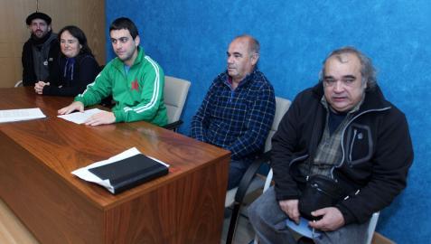 El TSJN confirma la anulación del solar del campo de golf de Lekaroz