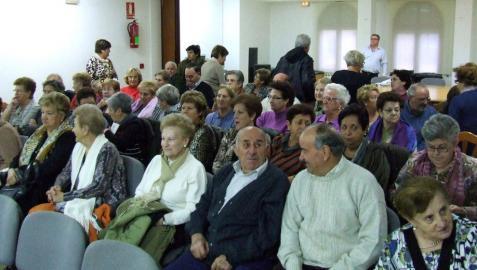 Charlas y música en la semana cultural del club de jubilados