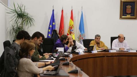 Imagen de una sesión plenaria anterior.