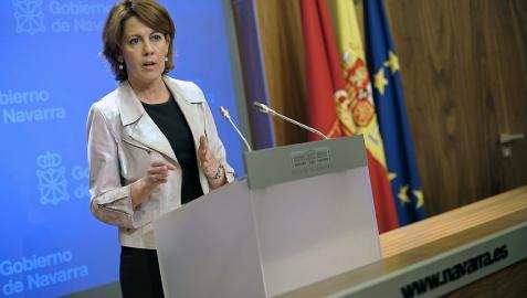 Barcina pide a la oposición