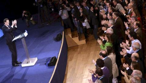 Rajoy, este domingo