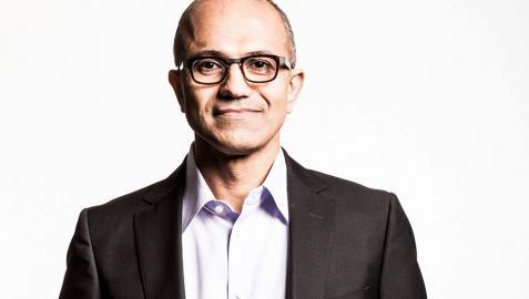 Satya Nadella, nuevo máximo directivo de Microsoft