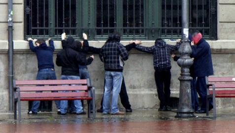 Once detenidos en 2013 en Pamplona por delitos contra la salud pública
