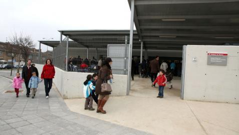 El colegio Huertas Mayores cerrará si siguen las inundaciones