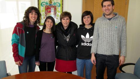 La villa promueve la creación de un nuevo grupo de mujeres.