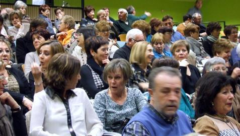 La Asamblea de Mujeres celebra Santa Águeda