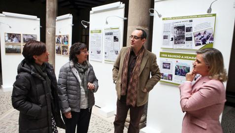Tudela acoge la muestra solidaria de fotografías 'Navarra con Nemba'