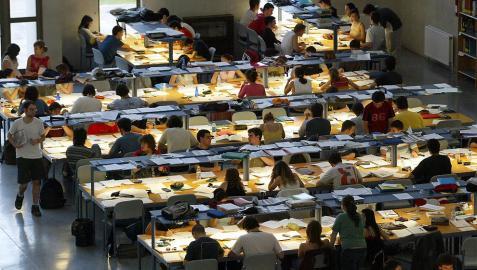 La UPNA, la quinta  más cara entre las universidades públicas