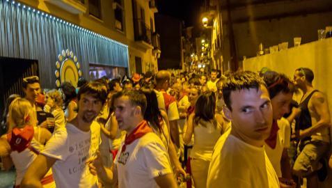 Once fechas tendrán en Estella horario especial para los bares