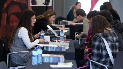 Navarros de 25 a 35 años, los más atraídos por aprender idiomas fuera