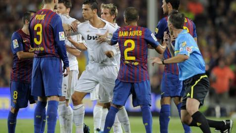 El Real Madrid-Barça, el domingo 23 de marzo a las 21 horas