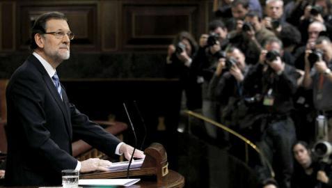 Rajoy anuncia desde hoy tarifa plana de 100 euros a contratos indefinidos