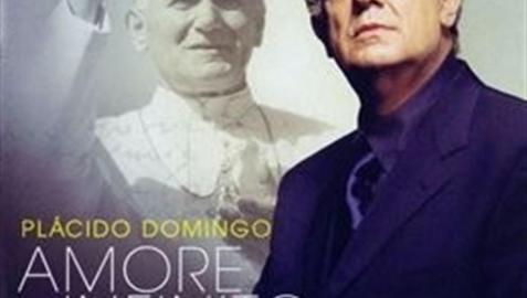 Plácido Domingo canta los poemas de Juan Pablo II