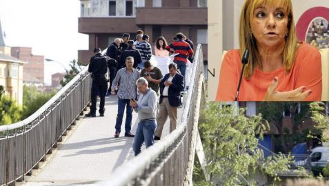 Muere tiroteada  Isabel Carrasco,  presidenta de la Diputación de León