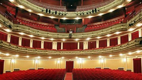 Conoce los teatros de Pamplona en una visita guiada el 15 de febrero